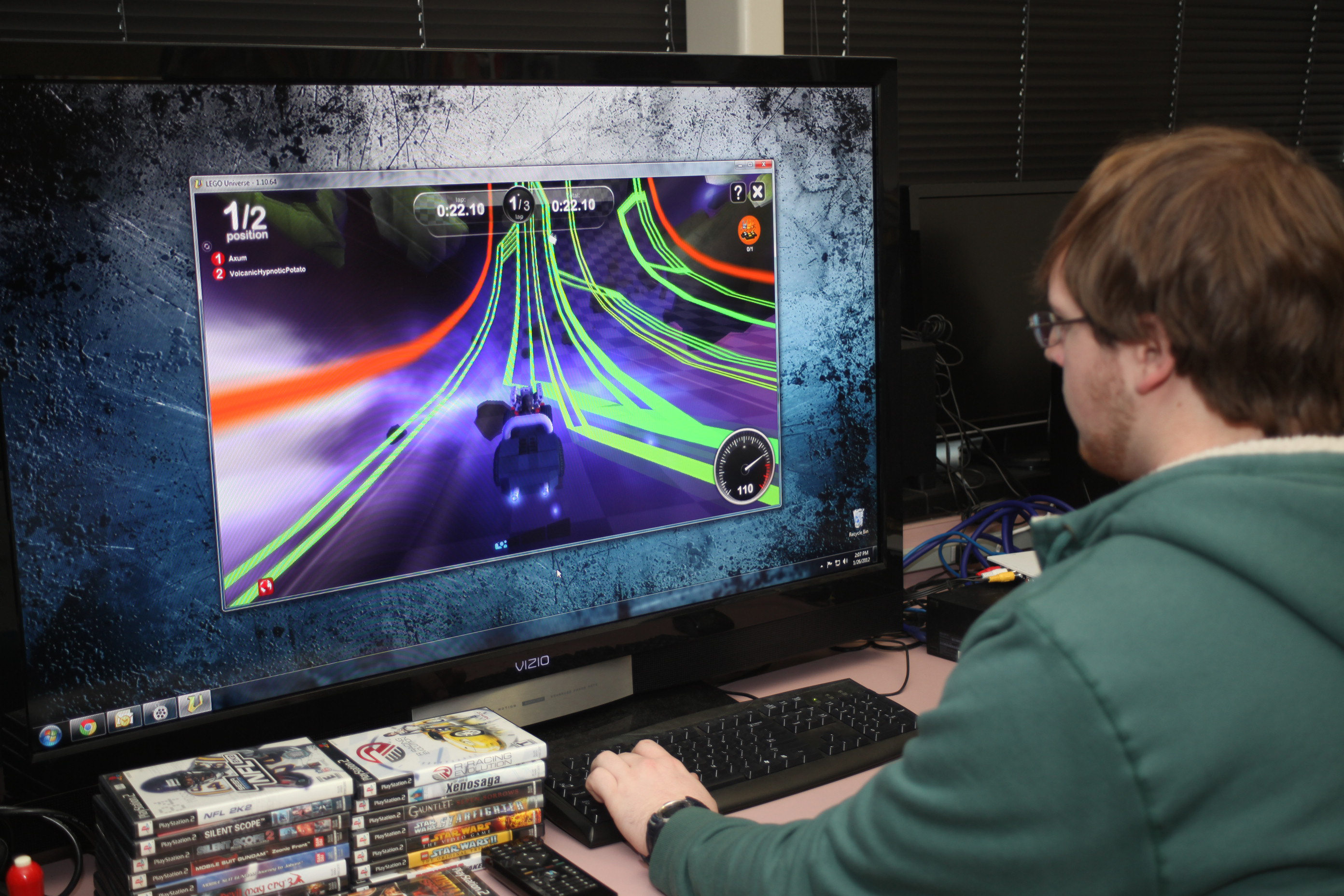 testeur de jeux vidéo